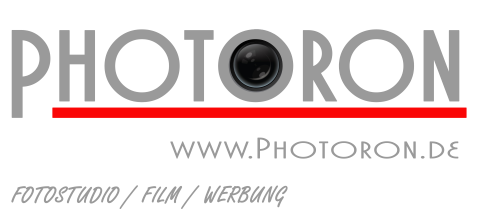 Logo Photoron, Fotografie & Video Erzgebirge