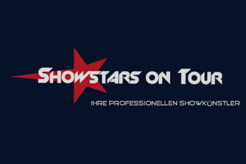 Showstars on Tour, Musiker · DJ's · Bands Erzgebirge, Logo