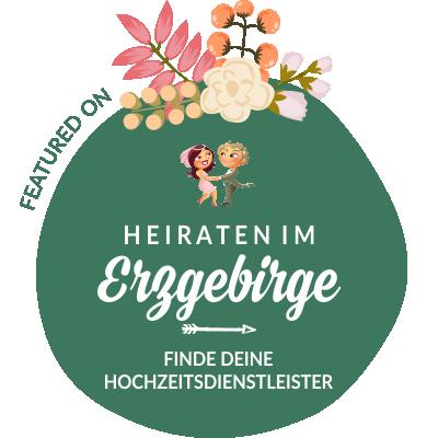 Featured auf Hochzeit & Heiraten im Erzgebirge, Sachsen